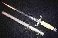 Nazi Army Officer's Dress Dagger by Robert Klaas...$350 SOLD