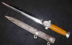 Nazi Red Cross Leader's Dagger...$350 SOLD