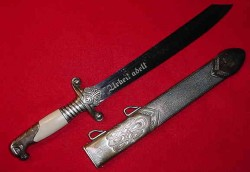 Nazi RAD Leader's Dagger by Eickhorn...$1,500 SOLD