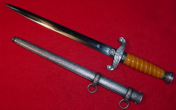 Nazi Army Officer's Dress Dagger by Alcoso...$350 SOLD