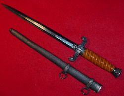Nazi Army Officer's Dress Dagger...$350 SOLD