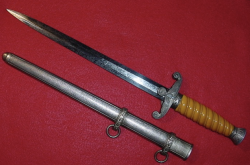 Nazi Army Officer's Dress Dagger by E & F Horster...$375 SOLD