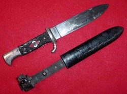 Nazi Hitler Youth Transitional Knife by Eickhorn...$325 SOLD