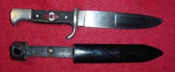 Nazi Hitler Youth Knife by Robert Muller...$300 SOLD