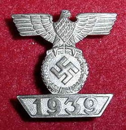 Nazi Spange to the Iron Cross 2nd Class...$150 SOLD
