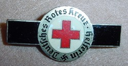 "Nazi Red Cross ""Helferin"" Brooch...$150 SOLD"