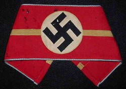 Nazi Political Leader's Armband...$145 SOLD