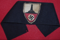 Nazi Veterans' Association Armband...$45 SOLD