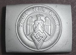 "Nazi Hitler Youth Belt Buckle marked ""M4/27"" with RZM Tag...$125 SOLD"