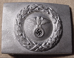 Nazi RLB EM Belt Buckle...$110 SOLD