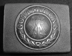 "German Reichsheer ""Weimer-era"" Army Belt Buckle...$85 SOLD"