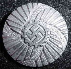 "Nazi ""Strength through Joy"" Badge...$35 SOLD"