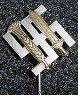 Nazi Agricultural Association Member's Stick Pin Badge...$45 SOLD