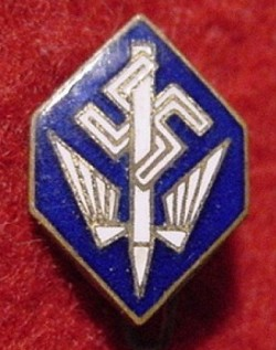 Nazi Stenographers Union Member's Badge...$35 SOLD